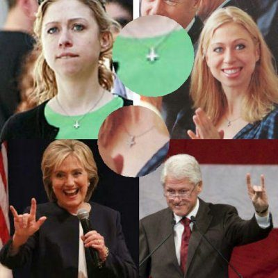 Chelsea Clinton Wishes Fellow Satanists at the Church of Satan a