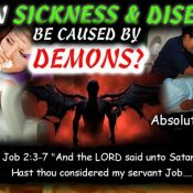 Family Curses – Exposing Satanism and Witchcraft